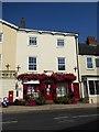 SE3966 : Boroughbridge Post Office by Oliver Dixon