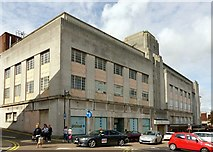 SK5361 : Former Co-operative headquarters and store, Mansfield by Alan Murray-Rust