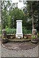 NJ3744 : Botriphnie War Memorial by Anne Burgess