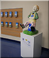 NH6645 : Wee Oor Wullie, Inverness Bus Station by Craig Wallace