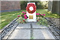 TF4480 : In memory of Flt/Lt Peter Le Brocq, 21/07/1944, age 19 by Adrian S Pye