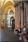 ST5545 : Wells Cathedral  (9) by Chris' Buet