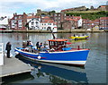 NZ8910 : Tina Dawn in Whitby Upper Harbour by Mat Fascione