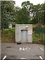 NH6845 : Entrance to Raigmore Emergency Bunker by Craig Wallace