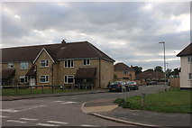 TL2970 : The Rampleys, Hemingford Grey by David Howard