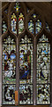 ST5972 : North Transept window, St Mary Redcliffe church, Bristol by Julian P Guffogg