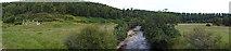 NH8722 : Sluggan and the River Dulnain by Anne Burgess