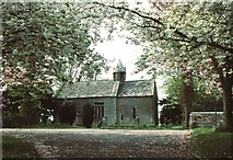 ST8080 : St Mary's Church, Acton Turville, Gloucestershire 1983 by Ray Bird