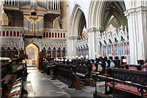 ST5545 : Wells Cathedral  (17) by Chris' Buet