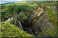SD2795 : Banishead Waterfall by Mick Garratt