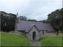 SM8618 : St Madoc, Nolton: August 2019 by Basher Eyre