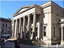 NS5965 : Glasgow buildings [49] by Michael Dibb