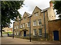 SK5361 : Cromwell House, West Gate, Mansfield by Alan Murray-Rust
