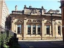 NS5965 : Glasgow buildings [58] by Michael Dibb