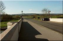 SY9287 : South Bridge, Wareham by Derek Harper