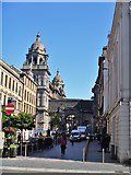 NS5965 : Glasgow buildings [63] by Michael Dibb