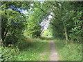 SE9642 : Hudson  Way  toward  Etton  Fields  farm by Martin Dawes
