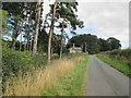 SE9544 : South  Lodge.  Dalton  Park by Martin Dawes