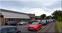 NS3229 : Crosbie Road, Troon, South Ayrshire by Mark S