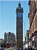 NS5964 : Glasgow buildings [79] by Michael Dibb