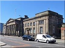 NS5964 : Glasgow buildings [93] by Michael Dibb