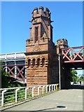 NS5964 : Glasgow bridges [14] by Michael Dibb