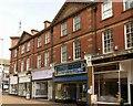 SK5361 : Brunts Buildings, Leeming Street, Mansfield by Alan Murray-Rust