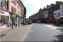NS3321 : Ayr High Street by Billy McCrorie