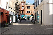 NS3321 : Newmarket Street, Ayr by Billy McCrorie