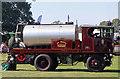 SJ4313 : Shrewsbury Steam Rally - steam wagon tar sprayer by Chris Allen