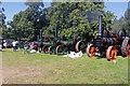 SJ4313 : Shrewsbury Steam Rally - steam engines by Chris Allen
