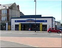 ST1166 : Stardust, Paget Road, Barry Island by Jaggery