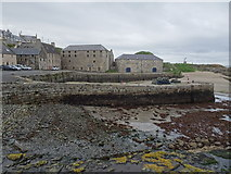 NJ5866 : Portsoy Old Harbour by Nigel Thompson