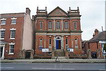 SK1746 : Ashbourne Methodist Church by Malcolm Neal