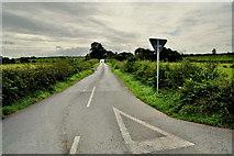 H5366 : Clogherny Road, Beragh by Kenneth  Allen