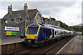 SD4178 : Train at Grange-over-Sands by Ian Taylor