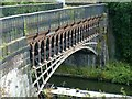 SP0288 : Engine Arm Aqueduct, Birmingham Canal by Alan Murray-Rust
