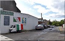 NS2059 : Main Street Car Park, Largs, North Ayrshire by Mark S