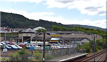 NS2059 : Morrisons, Largs, North Ayrshire by Mark S