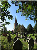 SO6302 : St. Mary's church, Lydney by Gareth James