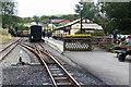SN7376 : The Vale of Rheidol Railway - Devil's Bridge Station by Chris Allen