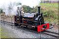 SN7376 : Vale of Rheidol Railway - driver for a fiver by Chris Allen