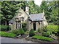 SK5554 : Newstead Abbey East Lodge, Ravenshead by Alan Murray-Rust