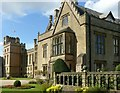 SK5453 : Newstead Abbey, South and south-east ranges by Alan Murray-Rust