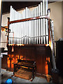 SE3132 : St Hilda, Cross Green - pipe organ by Stephen Craven