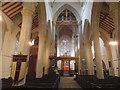 SE3132 : Interior of St Saviour's church, Richmond Hill by Stephen Craven