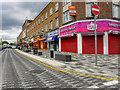 TQ1081 : London Borough of Hillingdon : Uxbridge Road A4020 by Lewis Clarke