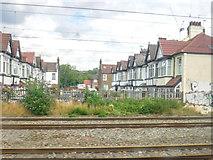 TQ1885 : London Borough of Brent : West Coast Main Line by Lewis Clarke