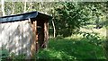 NY4074 : Fisherman's hut on the Liddel Water by Gordon Brown