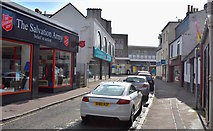 NS2059 : Tron Place, Largs, North Ayrshire by Mark S